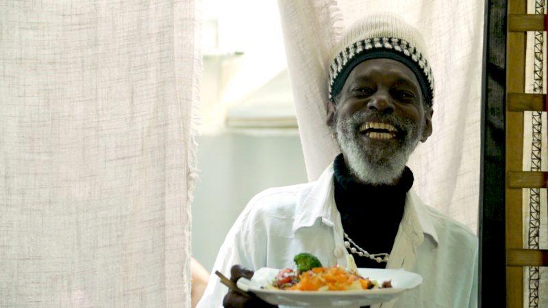 Izaba Rodgers - Rastafari chef