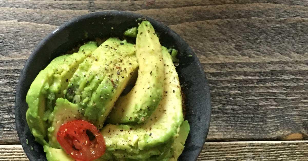 avocado - foto Joyce Pherai