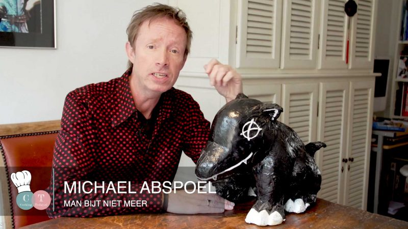 Man bijt Hond - Michael Abspoel - thumbnail