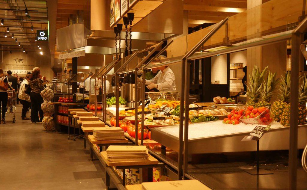 live cooking jumbo foodmarkt utrecht